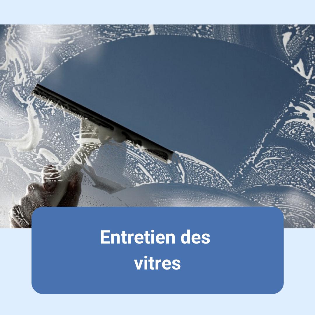 entretien des vitres, vitreries
