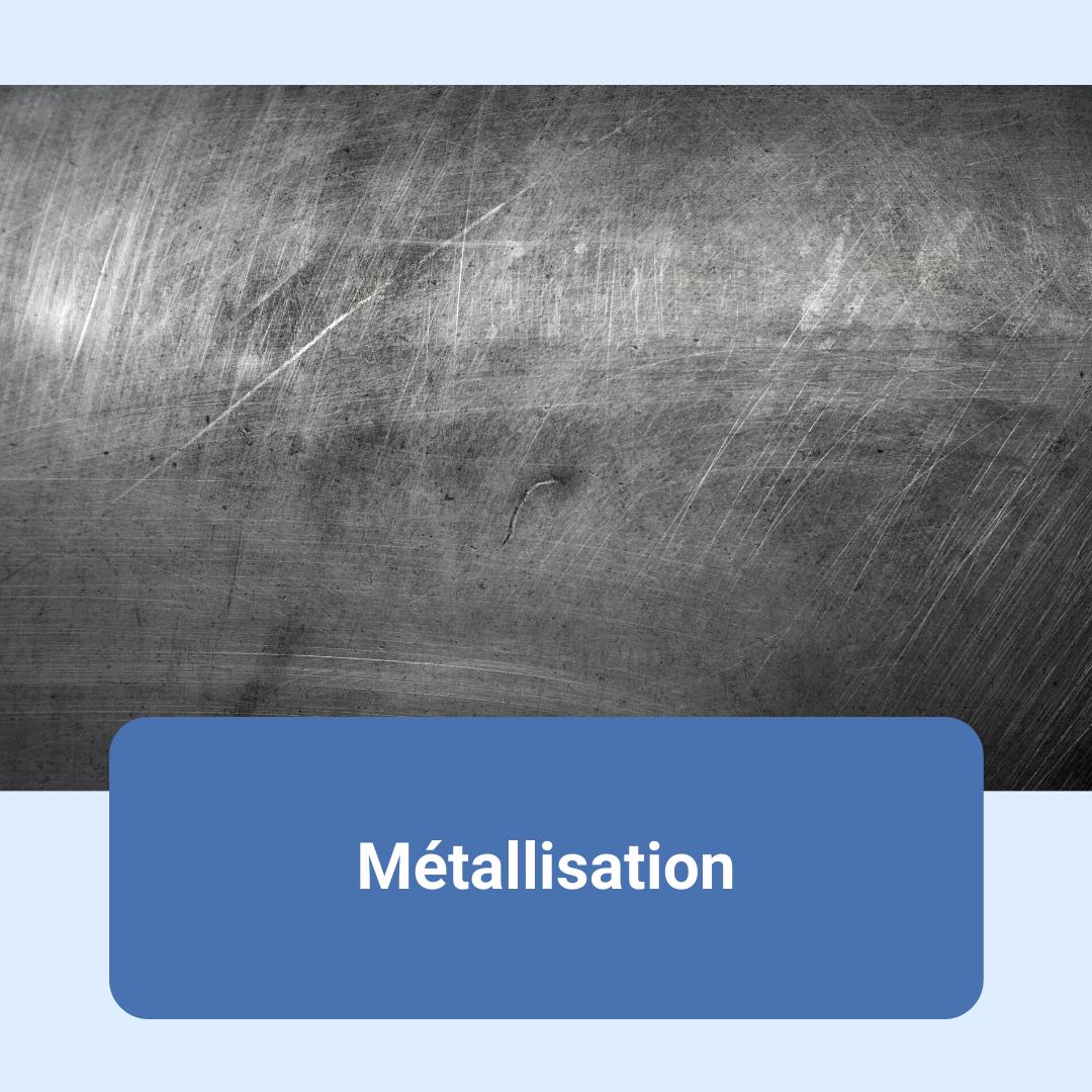 métallisation, domaine de nettoyage, secteur du nettoyage, produits de nettoyage, nettoyage courant, toutes surfaces, spécialistes de la propreté, Paris